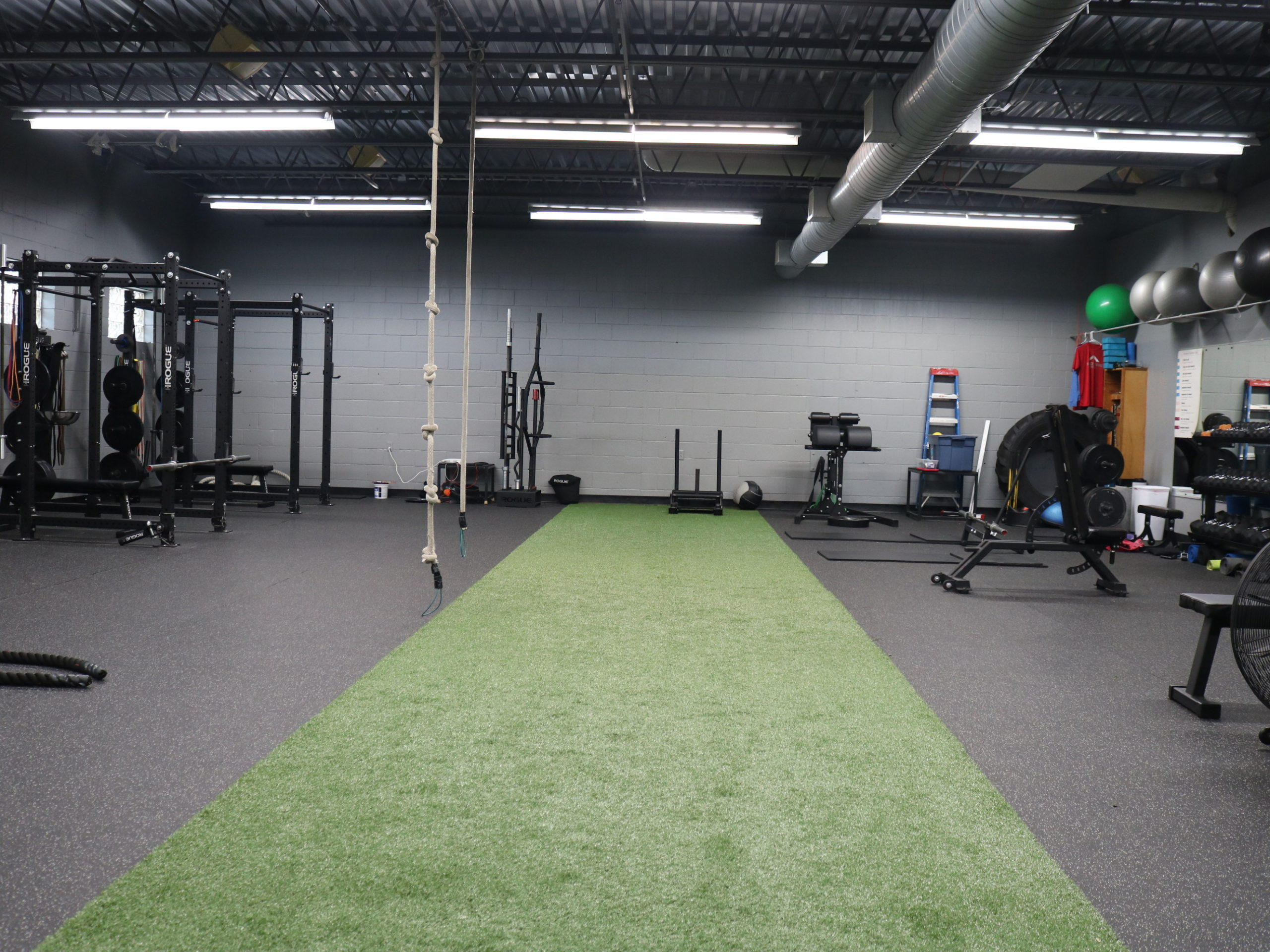 Wallace Fitness Center 24 Hour Open Gym